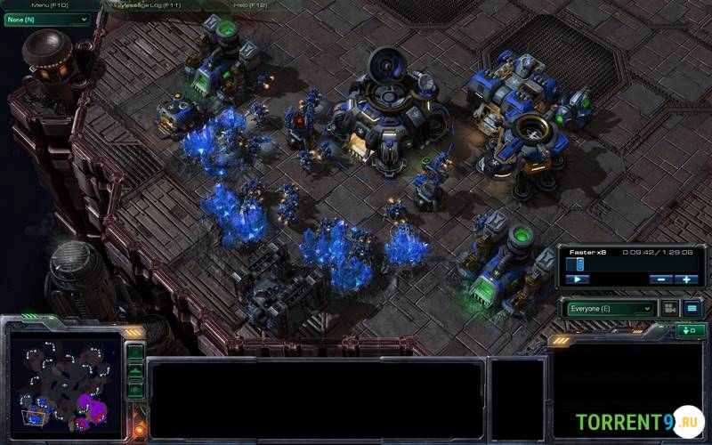 StarCraft 2 Wings of Liberty + Heart of the Swarm